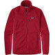 Patagonia Performance Better Sweater Miehet takki , punainen